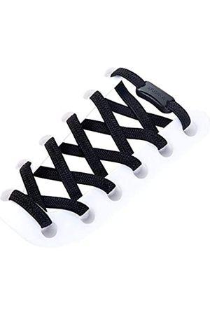 ZHENTOR Elastische Schnürsenkel Kunststoff Schnallen, kein Binden Schnürsenkel, geeignet für Erwachsene Kinder und ältere Menschen