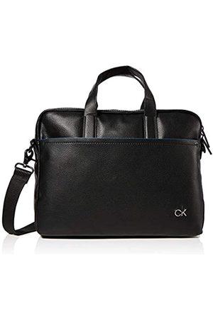 Calvin Klein Herren Ck Direct Slim Laptop Bag Schultertasche