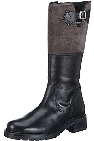 Diavolezza DODIE, Damen Halbschaft Stiefel - (Black)