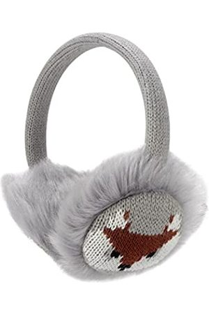 Sudawave Sudwave Ohrenschützer für Damen und Mädchen, Wintermode, verstellbar, Kunstfell