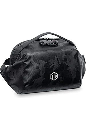 NeoCity Urban Hybrid Umhängetasche und Hüfttasche für den täglichen Gebrauch, mit Diebstahlschutz, TSA-zertifiziertes Zahlenschloss Mehrzweck-Tagesrucksack, kann als Schultertasche oder Bauchtasche getragen werden Ideal für Reisen