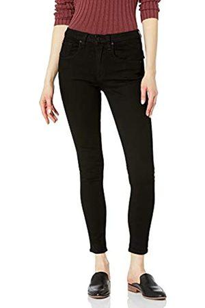 Hudson Jeans Women's Barbara High Rise Super Skinny Fit Flap Pocket Jean