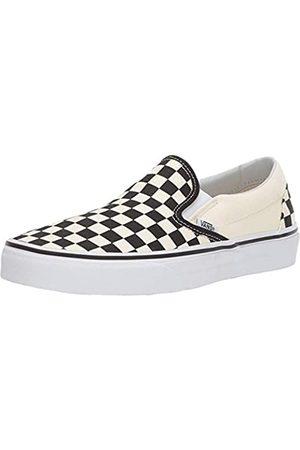 Vans U Classic Slip-On (ItlianLthr) BBK, Unisex Sneakers
