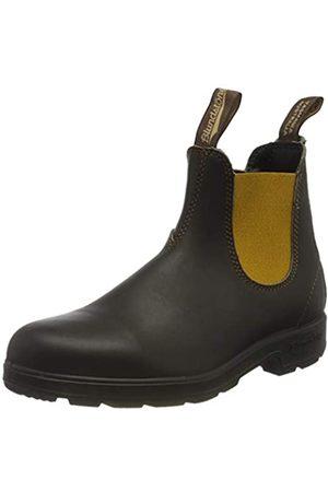Blundstone Herren Original 500 Series Chelsea Boot, Brown/Mustard