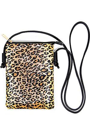 Me Plus Fashion Me Plus Damen Sommer-Clutch, Bohemian-Stil, mit Armband und abnehmbarem Riemen, (Tiermuster - )
