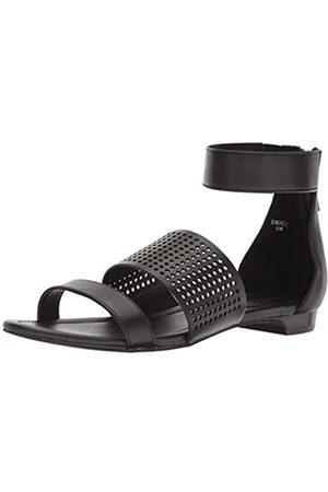 ELIE TAHARI Damen TA-Dance Flache Sandale