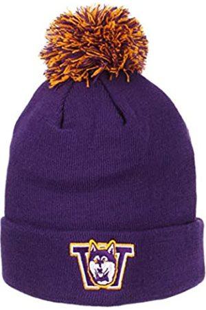 Zulu & Zephyr Beanie mit Manschette und POM POM – NCAA ZHATS Manschette Winter Knit Toque Cap
