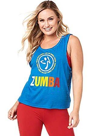 Zumba Fitness Zumba Aktiv Burnout Dance Workout Kleidung Damen Fitness-Tanktop mit Grafikdruck