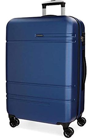 MOVOM Galaxy Großer Koffer 54x79x31 cms Hartschalen ABS TSA-Schloss 108L 4