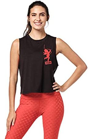 Zumba Fitness Zumba Atmungsaktiv Fitness Athletic Muscle Tank Top Workout Sportkleidung Damen
