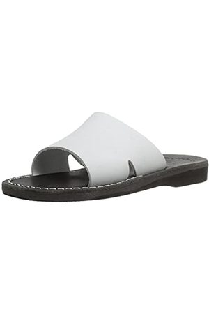 Jerusalem Sandals Damen Bashan Gummi-Slipper, Wei ( / )