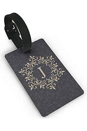 MSGUIDE Kleine Gepäckanhänger für Koffer, PVC-Reisetasche, Eaiser zum Identifizieren von Namen