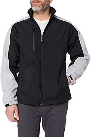 Kustom Herren Gt Soft Shell Jacket Jacke, (Black/Grey BKG)