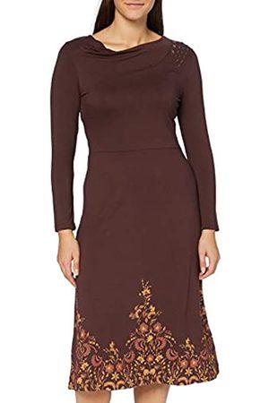Joe Browns Damen Border Print Dress Lssiges Kleid