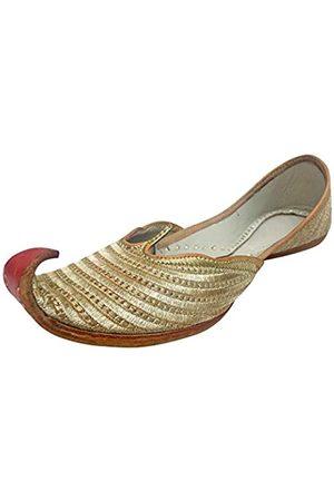 Step N Style Indische Schuhe Punjabi Jutti Brautschuhe Khussa Schuhe Mojari Sari Juti