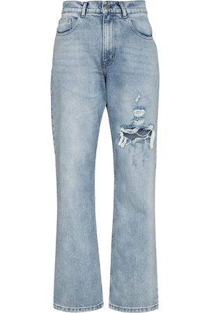 DANIELLE GUIZIO Lockere Jeans