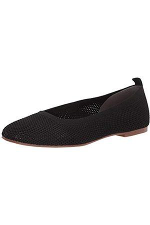 Lucky Brand Womens Daneric Ballet Flat, Black