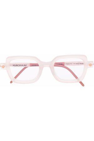 KUBORAUM Accessoires - Brille mit eckigem Gestell