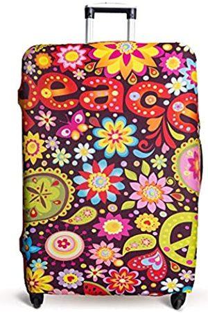 TULLIX Gepäckabdeckung Kofferschutz passend für 19-33 Zoll TSA-zugelassene Reisekofferabdeckung waschbar staubdicht kratzfest
