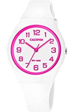 Calypso Quarz Uhr mit Kunststoff Armband K5777/5