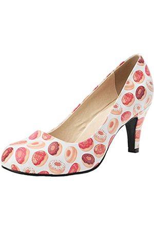 TUK Damen Donut Heel Slide Pump, (Multi)