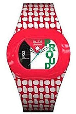 B360 Unisex-Armbanduhr B Proud Jordanian Medium