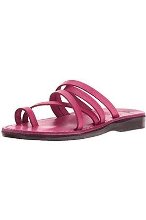 Jerusalem Sandals Damen Ariel Slide Sandalen, Pink (Rose)