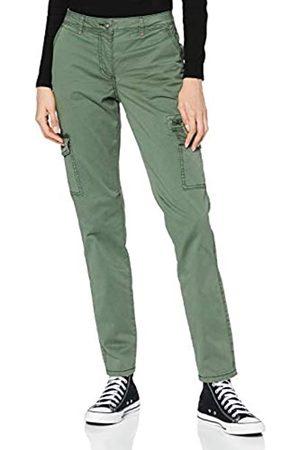 CECIL Damen 373705 Style Gesa Casual Fit Cargohose Hose