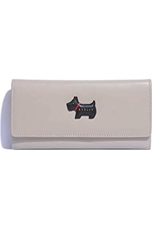 Radley London Womens Heritage Large Flapover Leather Wallet