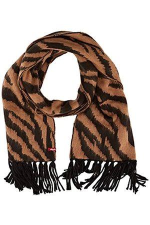 Levi's Damen Women's Animal Scarf Winter-Schal