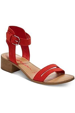 American Rag ALECTA Sandals RED Coral 5.5M