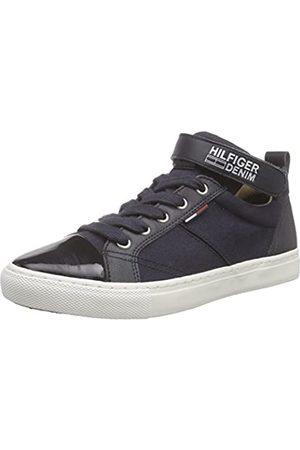 Tommy Hilfiger Damen L1385UCIANA 5C Sneaker, (Midnight 403)