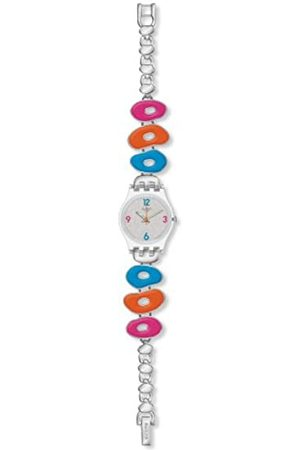 Swatch Damen Uhren - Damen-Armbanduhr Pinussina Multicolor LK312G