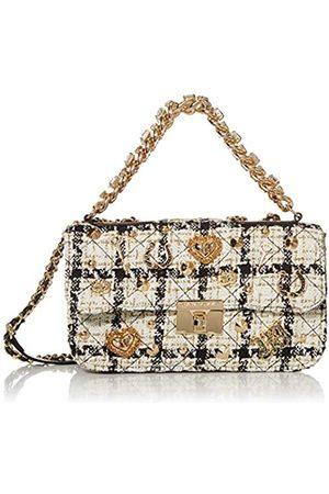 Betsey Johnson Bouclé-Tasche mit Schublade