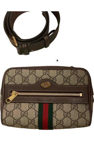 Gucci Ophidia Leinen Handtaschen