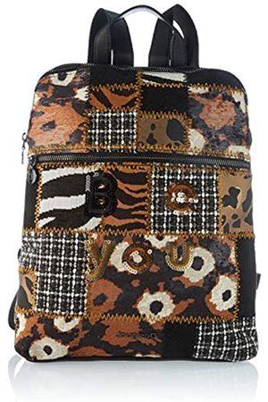 Desigual Womens Accessories Fabric MEDIUM Backpack