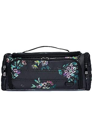 Lug Damen Kulturbeutel - Damen Kosmetikkoffer Bouquet Black