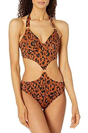 Freya Damen Roar Instinct Underwire Monokini Swimsuit Badeanzug