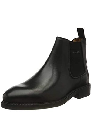 GANT FOOTWEAR Herren FLAIRVILLE Chelsea-Stiefel, Black