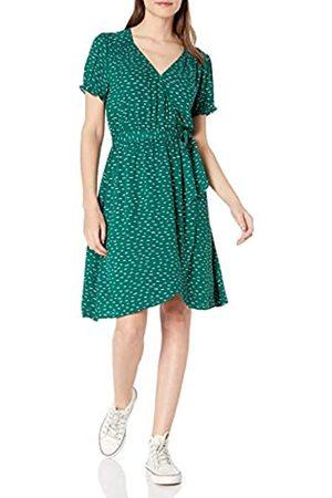 Goodthreads Wickelkleid aus Fluid Twill Dresses