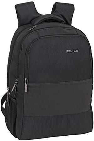 Safta Business Laptop-Rucksack 39,6 cm (15,6 Zoll), mit Tasche für Tablet und USB-Anschluss