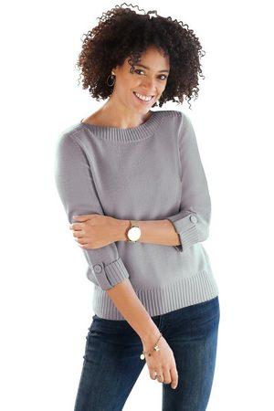 Classic Basics Damen Pullover - 3/4 Arm-Pullover »Pullover«