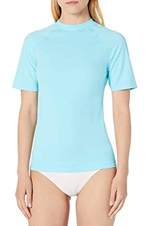 Amazon Women's Short Sleeve Rash Guard T-Shirt S