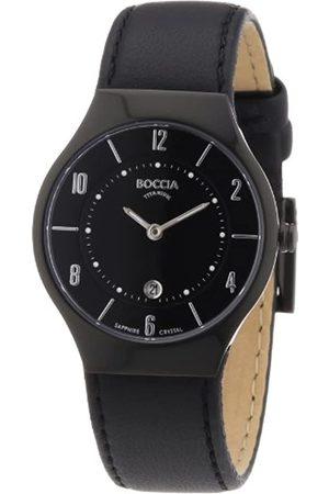 Boccia Damen-Armbanduhr XS Dress Analog Titan 3193-03