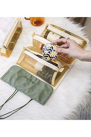 High Style 4 in 1 teilbare multifunktionale Reise-Make-up-Tasche für Mädchen | tragbare