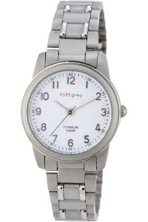 Pure Grey Titan Damenuhr 6720W