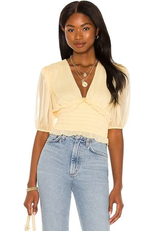MAJORELLE Damen T-Shirts, Polos & Longsleeves - Lelani Top in . Size M, S, XL, XS, XXS.