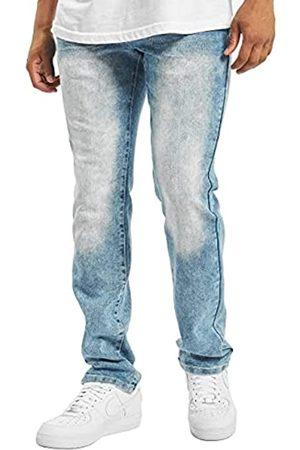 Southpole Herren Stretch Basic Denim Skinny Fit Jeans