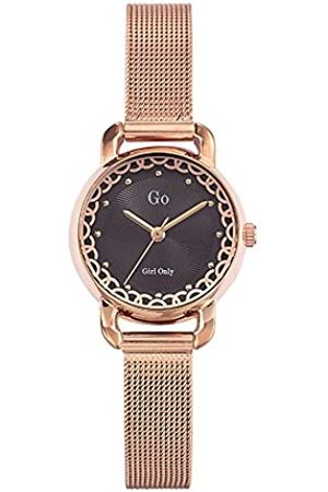 GO Girl Only Damen Analog Quarz Uhr mit Kein Armband 695976
