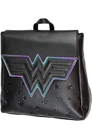 Bioworld DC Comics Wonder Woman 84 Rucksack mit schillerndem Logo